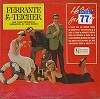 Ferrante & Teicher - Holiday For Pianos -  Sealed Out-of-Print Vinyl Record