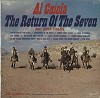 Al Caiola - The Return Of The Seven -  Sealed Out-of-Print Vinyl Record