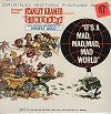 Original Soundtrack - It's A Mad, Mad, Mad, Mad World -  Sealed Out-of-Print Vinyl Record