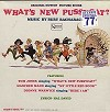 Original Soundtrack  - What's New Pussycat? -  Sealed Out-of-Print Vinyl Record