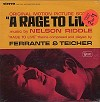 Original Soundtrack - A Rage To Live -  Sealed Out-of-Print Vinyl Record