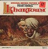 Original Soundtrack - Khartoum -  Sealed Out-of-Print Vinyl Record