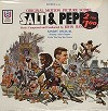 Original Soundtrack - Salt & Pepper -  Sealed Out-of-Print Vinyl Record