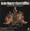 Original Soundtrack - On Her Majesty's Secret Service -  Sealed Out-of-Print Vinyl Record