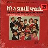 Leroy Holmes - It's A Small World -  Sealed Out-of-Print Vinyl Record