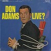 Don Adams - Live?/stereo -  Sealed Out-of-Print Vinyl Record