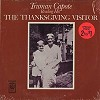 Truman Capote - Reads The Thanksgiving Visitor -  Sealed Out-of-Print Vinyl Record