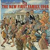 Bob Booker & George Foster - The New First Family, 1968 -  Sealed Out-of-Print Vinyl Record