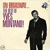 Yves Montand - On Broadway? -  Sealed Out-of-Print Vinyl Record