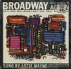 Artie Wayne - Broadway Scores Again -  Sealed Out-of-Print Vinyl Record
