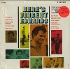 Vincent Edwards - Here's Vincent Edwards -  Sealed Out-of-Print Vinyl Record
