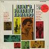 Vincent Edwards - Here's Vincent Edwards -  Sealed Out-of-Print Vinyl Record
