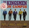 The Kingsmen - On Campus -  Sealed Out-of-Print Vinyl Record
