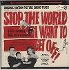 Original Soundtrack - Stop The World I Want To Get Off -  Sealed Out-of-Print Vinyl Record