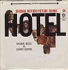 Original Soundtrack - Hotel -  Sealed Out-of-Print Vinyl Record