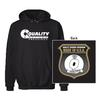 Quality Record Pressings - Quality Record Pressing Hoodie -  Shirts