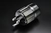 Furutech - FI-28MR Audio Grade Male Power Connector - Rhodium -  Connectors