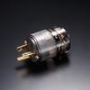 Furutech - FI-32MG Audio Grade 20amp Male Power Connector - Gold -  Connectors