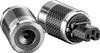 Furutech - FI-50R Audio Grade Premium Female Power Connector - Rhodium -  Connectors