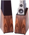 Vandersteen  - Five Driver Loudspeaker with Integral Subwoofer Amplifier (pair) (Upgraded Model 5) -  Speakers