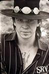 - Stevie Ray Vaughan On Columbia -  Poster