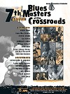 Blue Heaven Studios - Blues Masters at the Crossroads 7 (2004) Poster -  Poster