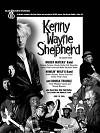 Blue Heaven Studios - Kenny Wayne Shepherd Concert Poster   -  Poster