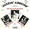 The Pete Allen band - Jazzin' Around -  Preowned Vinyl Record