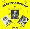 The Pete Allen band - Jazzin' Around II -  Preowned Vinyl Record