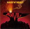Anvil - Hard'N'Heavy -  Preowned Vinyl Record
