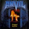 Anvil - Forged In Fire -  Preowned Vinyl Record