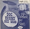 Doc Evans' Jazz Band - Spirituals and Blues -  Preowned Vinyl Record