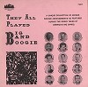Various Artists - They All Played Big Band Boogie -  Preowned Vinyl Record