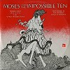 London Rock Symphony - Moses and The Impossible Ten -  Preowned Vinyl Record