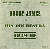 Harry James - Harry James And His Orch. 1948-1949 -  Preowned Vinyl Record