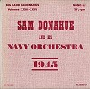 Sam Donahue And His Navy Orch. - 1945 -  Preowned Vinyl Record