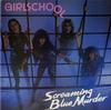 Girlschool - Screaming Blue Murder -  Preowned Vinyl Record
