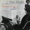 Dexter Gordon - Doin' Allright -  Preowned Vinyl Record