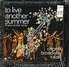 Original Broadway Cast Recording - To Live Another Summer To Pass Another Winter -  Sealed Out-of-Print Vinyl Record