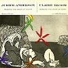 Judith Anderson, Claire Bloom - The Book Of Judith, The Book Of Ruth -  Preowned Vinyl Record