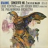 Kentner, Boult, The Philharmonia Orchestra - Brahms: Concerto No. 2 in B flat major/m - - -  Preowned Vinyl Record