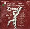 Original Broadway Cast - Zorba -  Sealed Out-of-Print Vinyl Record
