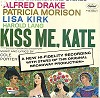 Original Cast Recording - Kiss Me, Kate -  Sealed Out-of-Print Vinyl Record