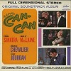 Original Soundtrack - Can-Can/stereo/m - -  Preowned Vinyl Record
