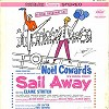 Original Cast - Sail Away/stereo -  Preowned Vinyl Record