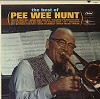 Pee Wee Hunt - The Best Of -  Preowned Vinyl Record