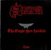 Saxon - The Eagle has Landed -  Preowned Vinyl Record
