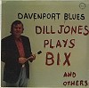 Dill Jones - Davenport Blues -  Sealed Out-of-Print Vinyl Record