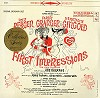 Original Cast Recording - First Impressions -  Sealed Out-of-Print Vinyl Record