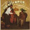 The Heath Bros. - Passing Thru -  Preowned Vinyl Record